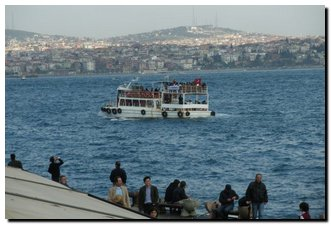 Bosphorus Channal
