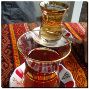 Turkish Tea & Apple Tea